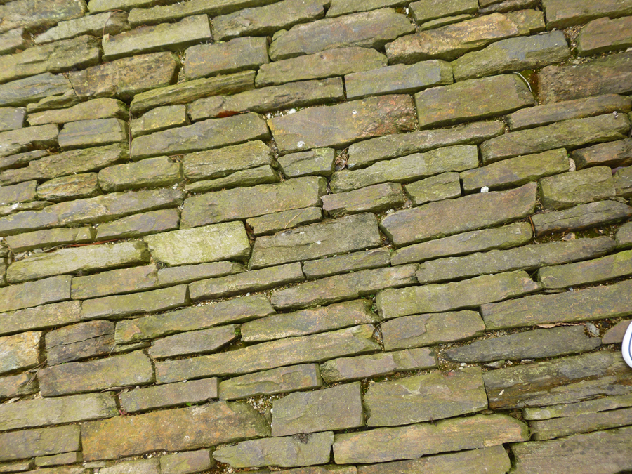 Stone Paving - designed by Dan Pearson