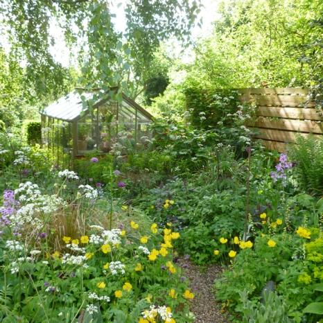 Peter Beardsley's Garden Path