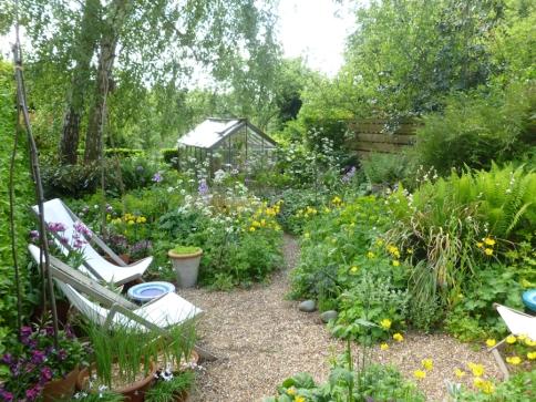Peter Beardsley's Garden